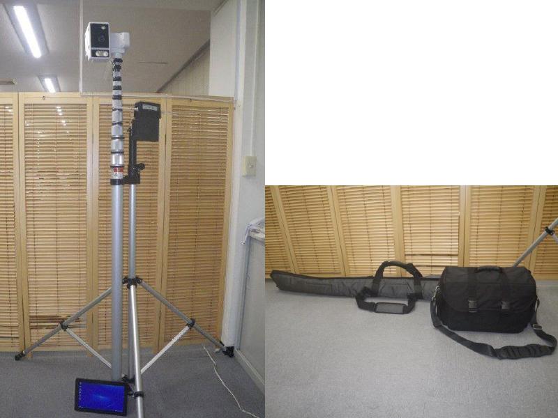 ロボットカメラ(高所型)